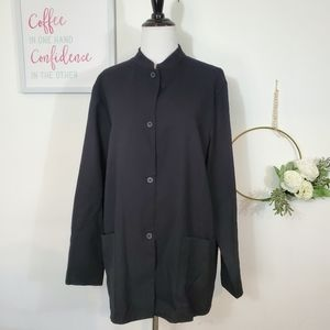 Eileen Fisher Button Down Jacket